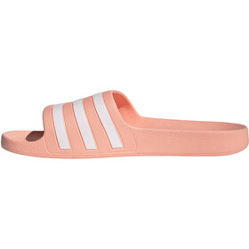 adidas Adilette Aqua Slides Women glossy pink/footwear white/glossy pink